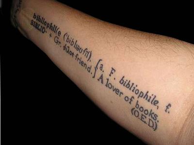 Татуировки и их значение